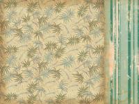 Tropicana 12x12 Scrapbook Paper - Palm Tree